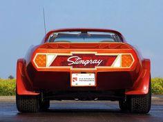 1973 Chevrolet Corvette Summer Movie Car - Star of the Show Chevrolet Corvette Stingray, Classic Corvette, Chevy Classic, Best Classic Cars, Custom Muscle Cars, Custom Cars, Famous Movie Cars, Corvette Summer, Roadster