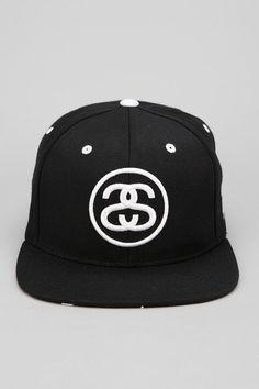Stussy Star Snapback Hat #urbanoutfitters