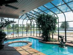 Bring your outdoor living inside. Check out these beautiful spaces by Four Seasons Sunrooms.