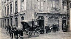 Antiguo Hotel Suizo, Santiago de Compostela.