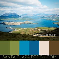 island color schemes - Google Search