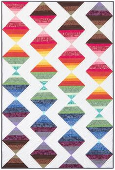 Seasons Free Pattern: Robert Kaufman Fabric Company