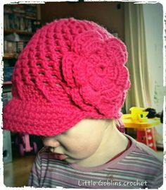 Hat, design is from Ira Rott, made by me
