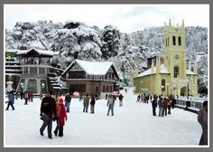 Shimla Tourist Places and attractions - Google Search