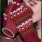 Warm Woolies: Loom Knitting Pattern