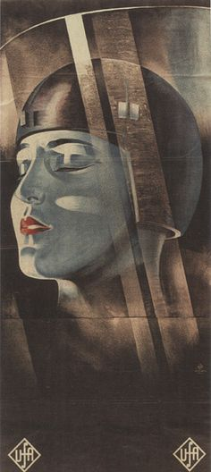 Metropolis (Fritz Lang, 1927) Still today one of the best & most artistic movies ever made!