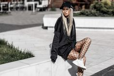 Get this look: http://lb.nu/look/8710017  More looks by Kristina Dolinskaya: http://lb.nu/kristina_doli  Items in this look:  Misspap.Co.Uk Corset Detail Jumper Dress   #casual #sporty #street