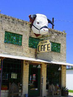 Texas Cafe, Hutto Texas