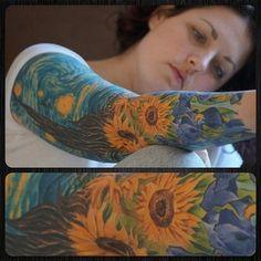 Van Gogh Sleeve