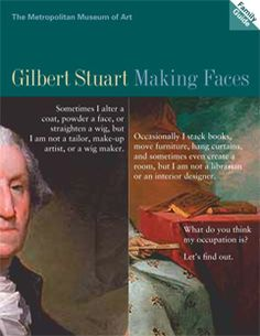 Gilbert Stuart: Making Faces