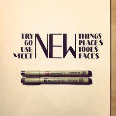 Un amoureux de calligraphie vous fait partager sa passion � travers des citations magnifiquement r�alis�es