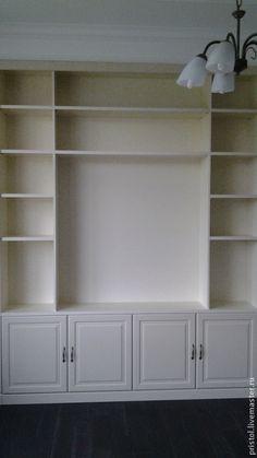 Встроенные шкафы под заказ - белый,шкафы,Мебель,для дома,интерьер,мебель на заказ