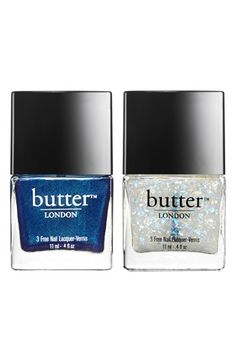 butter LONDON 'Double Take - Ice' Nail Lacquer Duo (Limited Edition) ($30 Value) available at #Nordstrom