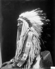 Jakob Tall Bull, Cheyenne 1914.