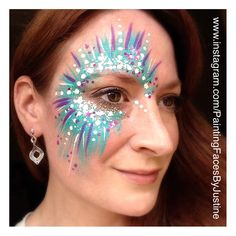 - - - – – The Effective Pictures We Offer You About diy face mask sewing - Eye Face Painting, Adult Face Painting, Face Paint Makeup, Face Painting Designs, Face Art, Maquillage Halloween, Halloween Makeup, Glitter Face Paint, Rave Face Paint
