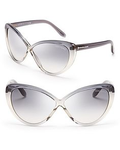 Tom Ford Madison Cat Eye Sunglasses | Bloomingdale's