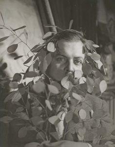 * Christian Bérard - photo Herbert LIST (1903-1975)