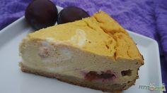 Fahéjas-szilvás sajttorta Cornbread, Cheesecake, Pie, Ethnic Recipes, Food, Millet Bread, Torte, Cake, Cheese Cakes