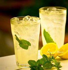 Anti-Inflammatory Lemonade:  1 cup of fresh squeezed lemon juice  (4 -6 lemons)  4-6 cups of purified water  1 tsp of ground turmeric  1 tsp of cinnamon  Pinch of Himalayan Salt  Optional: Honey (or to taste)  Optional: 1 tsp ground/fresh ginger