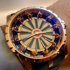 Awesome watches always look great. Make extra mullah in your free time, to get more of what you want! Stylish Watches, Luxury Watches For Men, Cool Watches, Rolex Watches, Audemars Piguet, Skeleton Watches, Expensive Watches, Hand Watch, Patek Philippe