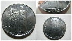 Valore 100 lire Piccole