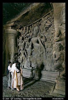elephanta caves paintings - photo #37