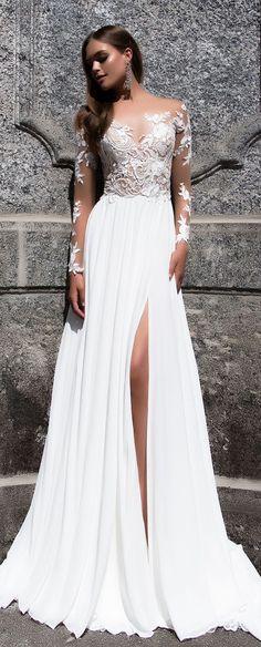 Wedding Dress by Milla Nova White Desire 2017 Bridal Collection - Magnolia