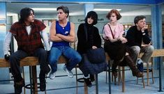 "- John Bender, ""The Breakfast Club"". Yes, I'm a huge fan of ""The Breakfast Club"". Teen Romance Movies, Best Teen Movies, 80s Movies, Movies To Watch, Iconic Movies, Comedy Movies, The Breakfast Club, Robin Williams, See Movie"