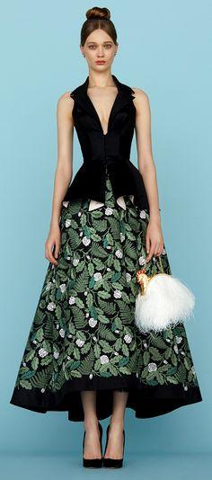 Farb-und Stilberatung mit www.farben-reich.com - Ulyana Sergeenko Spring 2015 Couture - Collection - Gallery -     www.Style.com
