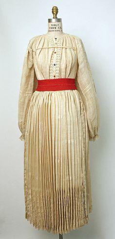 19th century Croatian ensemble