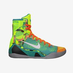 3932230859ca NIKE KOBE IX 9 ELITE INFLUENCE MASTERPIECE 100% Authentic size 10