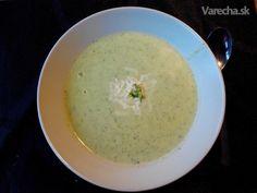 Brokolicová krémová polievka - recept | Varecha.sk Cheeseburger Chowder, Soup, Eggs, Breakfast, Morning Coffee, Egg, Soups, Egg As Food