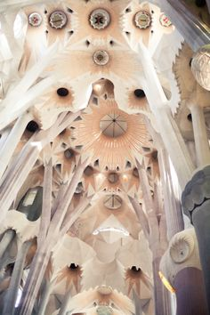 Antoni Gaudi has been a favorite for quite some time now... Unbelievable!