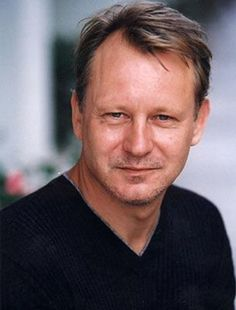 Stellan Skarsgard...a damn fine actor. River....if you haven't seen it you're missing a treat ...compelling