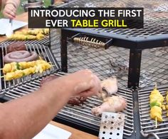 The summer bbq re-invented!  Credit: JAG Grill
