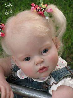 Online Shop Arianna reborn toddler Reva Lifelike Baby Dolls For Children Fashion dolls Accessories Reborn Baby doll kit Silicone Vinyl Reborn Child, Bb Reborn, Reborn Dolls For Sale, Baby Dolls For Sale, Reborn Toddler Girl, Life Like Baby Dolls, Life Like Babies, Reborn Doll Kits, Silicone Reborn Babies