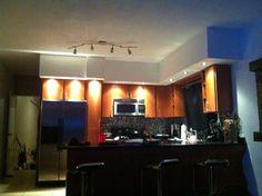 Facia Cocina Distribución de Iluminación
