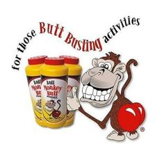 Anti Monkey Butt Powder with Calamine Anti Monkey Butt http://www.amazon.com/dp/B0018GBJKK/ref=cm_sw_r_pi_dp_Xvlbub0T46J54