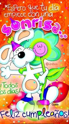 Tarjetas Birthday Wishes Messages, Happy Birthday Wishes, Birthday Images, Birthday Quotes, Birthday Postcards, Ideas Para Fiestas, Happy B Day, Birthday Decorations, Special Events