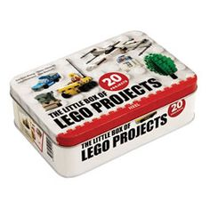 The Little Box of LEGO Projects Activity Cards $19.99 (Elliott)