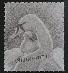 Swans Swans, Art, Art Background, Kunst, Art Education