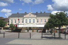 Vimmerby, Sweden. Stadshotellet.