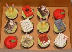 The Icing on the Cake: Teacher Cakes