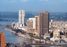 EL CAIRO a orillas del rio nilo