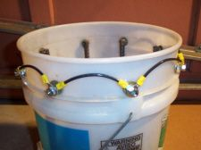 Rust Removal using Electrolysis ... This involves electricity use caution