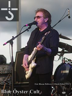 Mark Fisher New York City Photographer: Blue Öyster Cult Live • New York Photographer Mark...