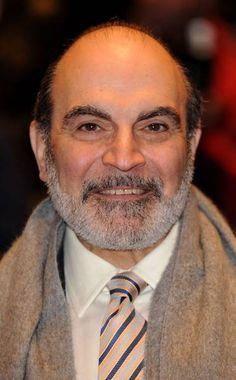 David Suchet Poirot!!!