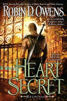 Heart Secret by Robin D. Owens. $10.79. Publisher: Berkley (August 7, 2012). 368 pages. Author: Robin D. Owens