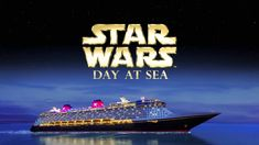 A new Alliance is on the horizon for Disney Cruise Line! A brand-new, day-long celebration – Star Wars Day at Sea – is coming to eight special sailings on the Disney Fantasy in early 2016. #AskAbouTVL