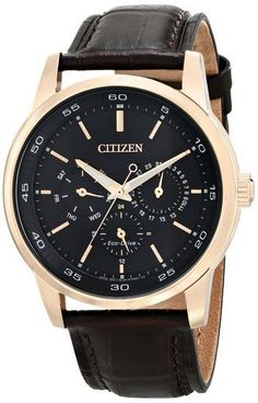 Citizen BU2013-08E--Under  200 for an Eco-Drive. Very nice. Relojes ... 198287ab788f